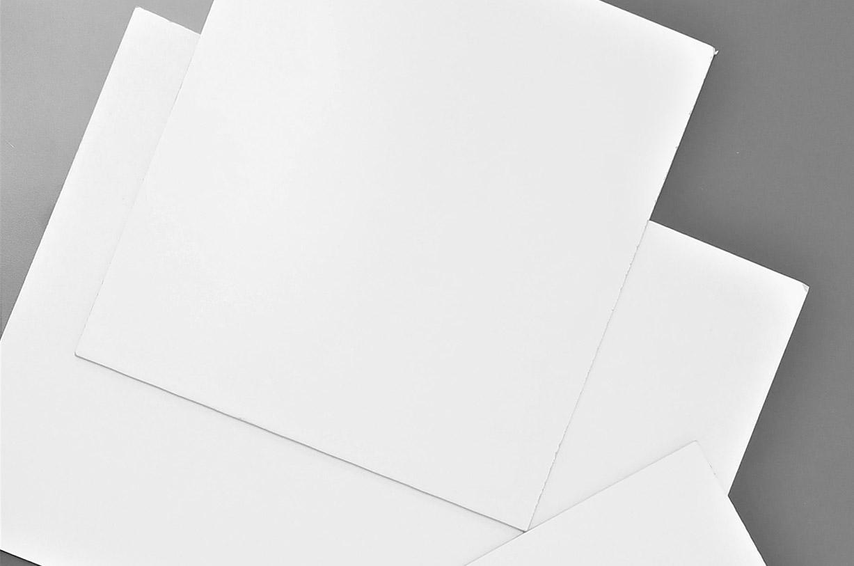 white-composite-hardboard