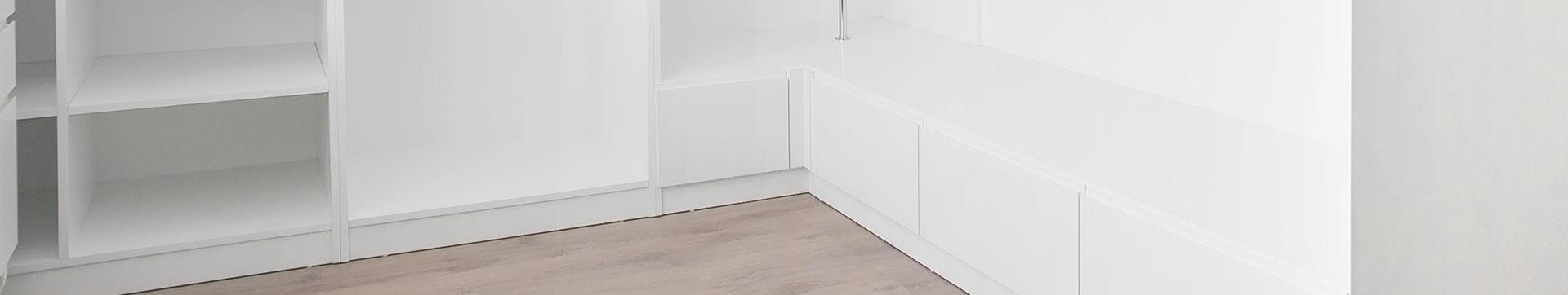 White Melamine Shelving composit panel - Melamine Shelving